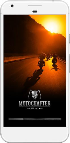 Motochapter Mobile App Prototype